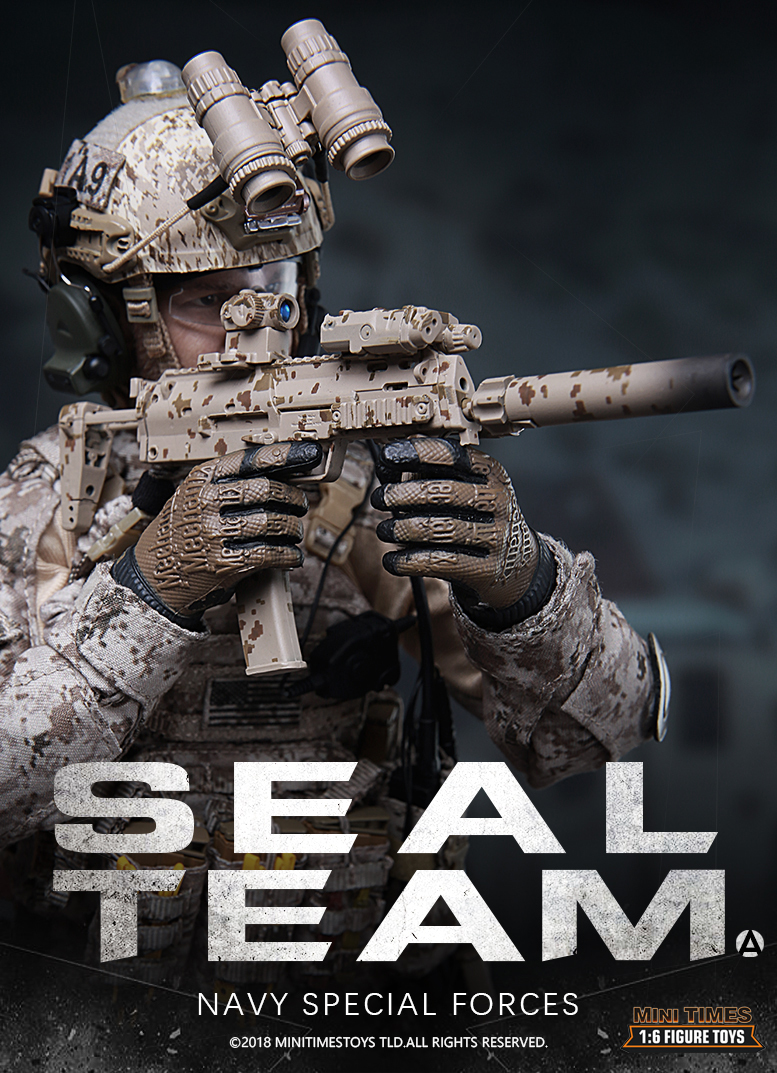 NEW PRODUCT: MINI TIMES TOYS US NAVY SEAL TEAM SPECIAL FORCES 1/6 SCALE ACTION FIGURE MT-M012 881