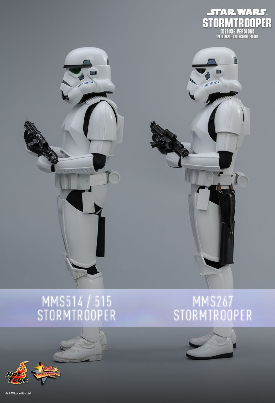 stormtrooper - NEW PRODUCT: HOT TOYS: STAR WARS STORMTROOPER (DELUXE VERSION) 1/6TH SCALE COLLECTIBLE FIGURE 898