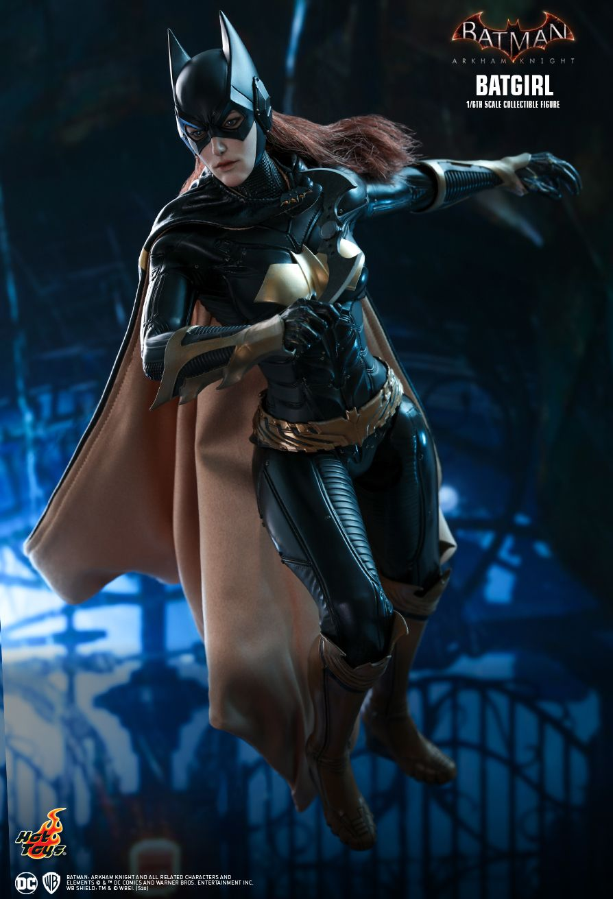 batman - NEW PRODUCT: HOT TOYS: BATMAN: ARKHAM KNIGHT BATGIRL 1/6TH SCALE COLLECTIBLE FIGURE 8a173710