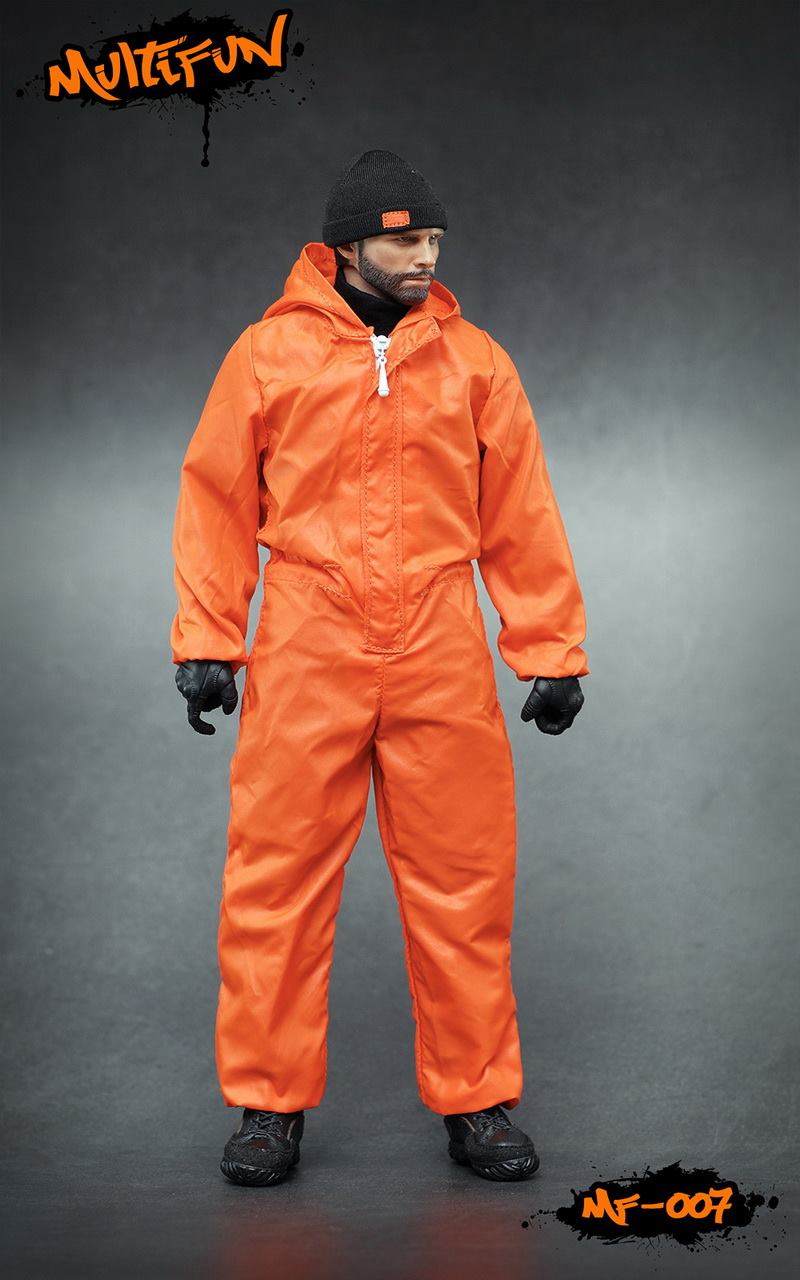 NEW PRODUCT: MULTIFUN 1/6th scale Quarantine Zone Agent 12-inch action figure Set 9109