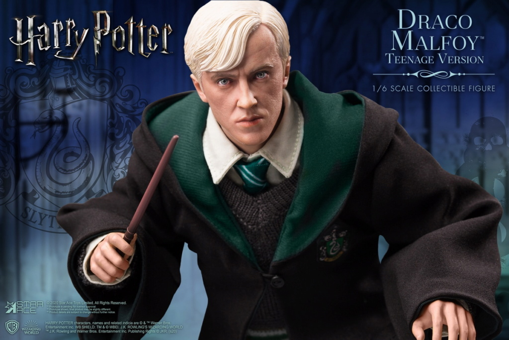 movie - NEW PRODUCT: Star Ace: 1/6 scale Harry Potter - Teen Draco Malfoy (3 versions) 91414110