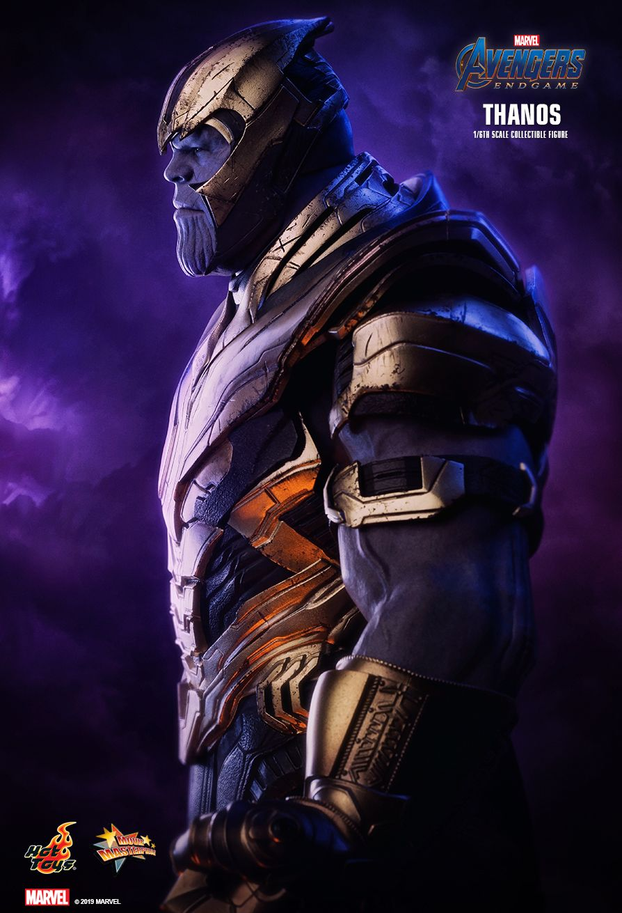 Thanos - NEW PRODUCT: HOT TOYS: AVENGERS: ENDGAME THANOS 1/6TH SCALE COLLECTIBLE FIGURE 9151