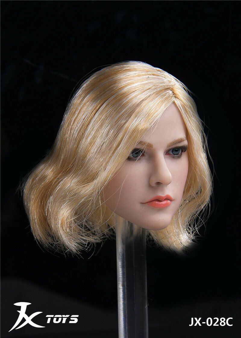 Avril - NEW PRODUCT: JXTOYS JX-029 Avril Head Sculpt H#Suntan 9156