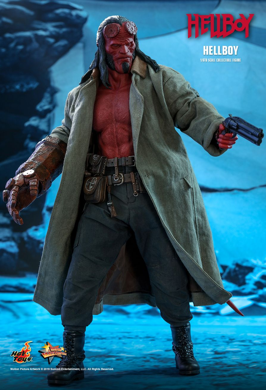 Topics tagged under hellboy on OneSixthFigures 9160
