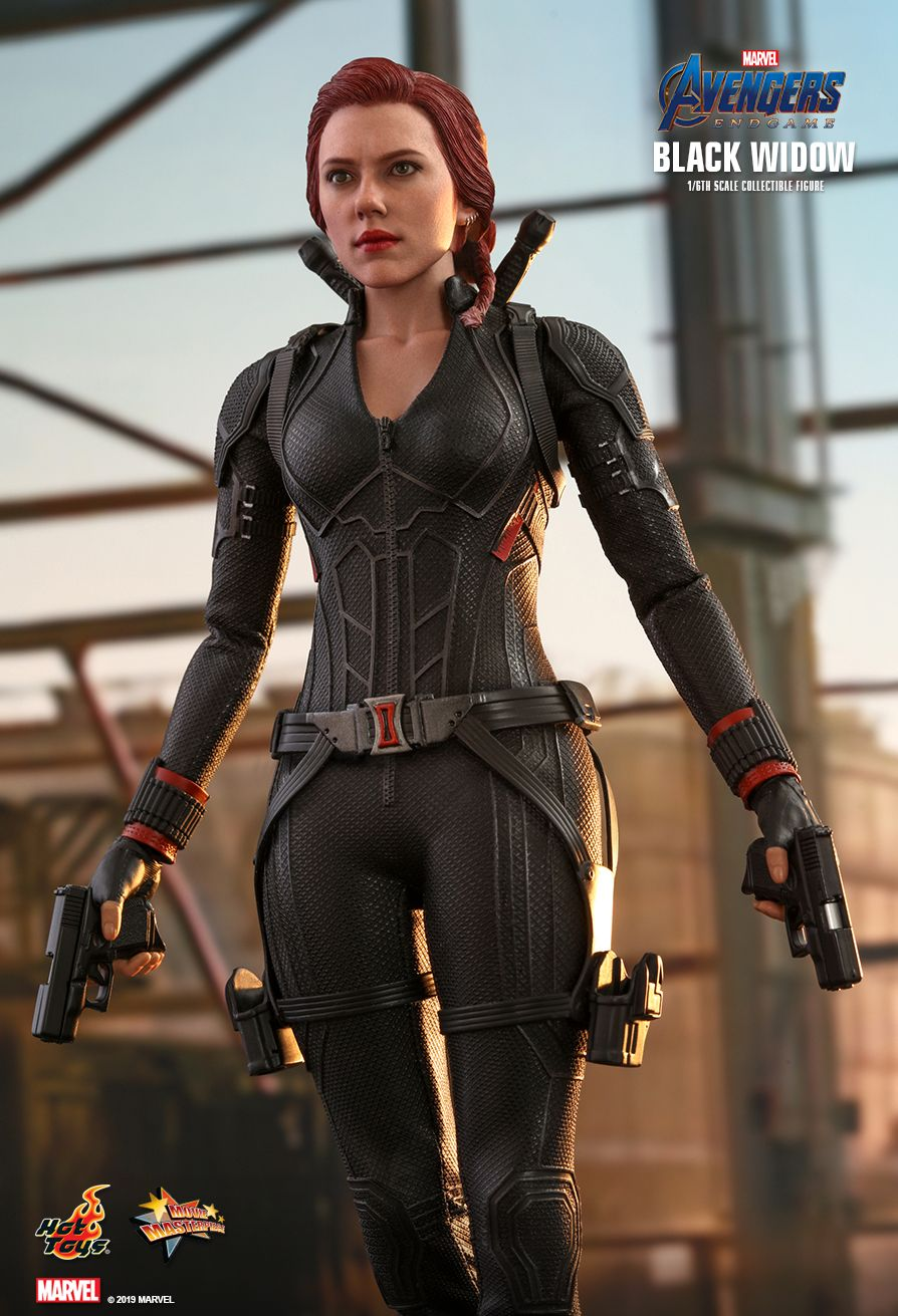 EndGame - NEW PRODUCT: HOT TOYS: AVENGERS: ENDGAME BLACK WIDOW 1/6TH SCALE COLLECTIBLE FIGURE 9163