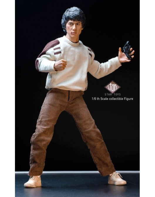 NEW PRODUCT: Star Toy STT001 1/6 Scale HK police figure 9185