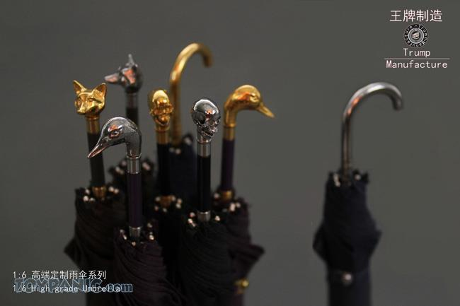 NEW PRODUCT: 1/6 High grade Umbrella (8 Variations)  From Trump Manufacture  Code: TM-S01 - 08 91920116