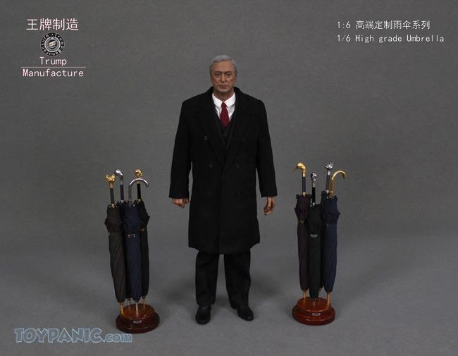 NEW PRODUCT: 1/6 High grade Umbrella (8 Variations)  From Trump Manufacture  Code: TM-S01 - 08 91920118