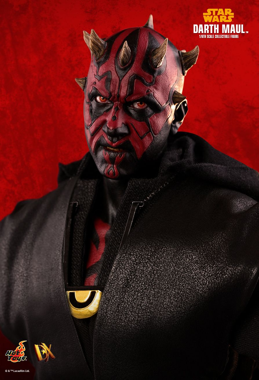 solo - NEW PRODUCT: HOT TOYS: SOLO: A STAR WARS STORY DARTH MAUL 1/6TH SCALE COLLECTIBLE FIGURE 9195