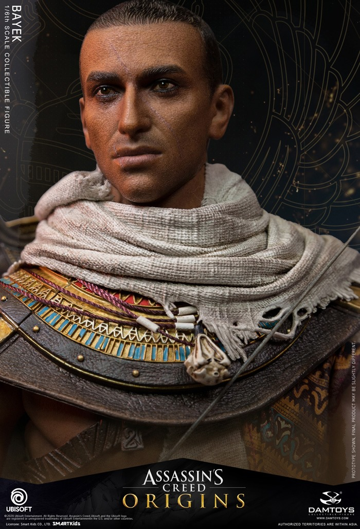 male - NEW PRODUCT: 1/6 DamToys Assassin's Creed Origins - Bayek 1/6 scale figure 9276