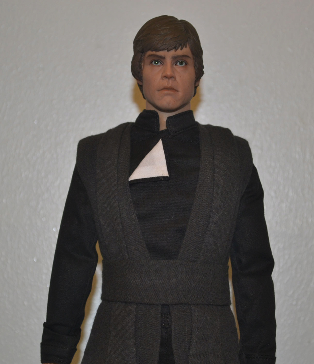Mini-Review: Sideshow Collectibles: Deluxe Edition Return of the Jedi Luke Skywalker _dsc3053