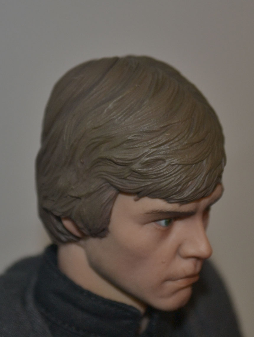 Mini-Review: Sideshow Collectibles: Deluxe Edition Return of the Jedi Luke Skywalker _dsc3056
