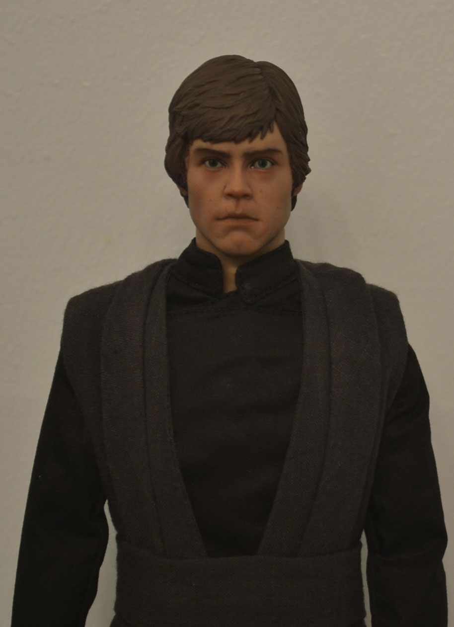 Mini-Review: Sideshow Collectibles: Deluxe Edition Return of the Jedi Luke Skywalker _dsc3058