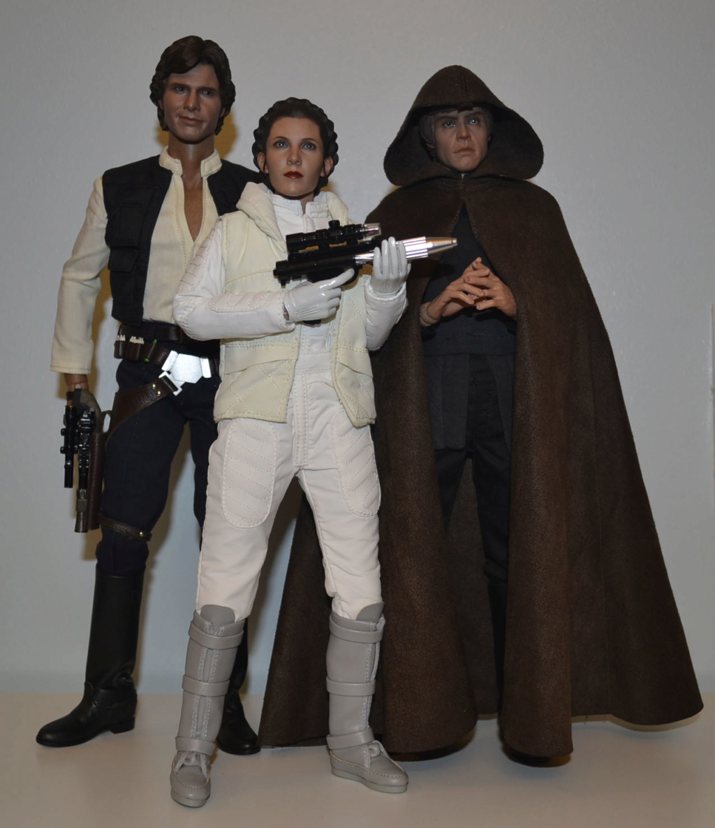 Mini-Review: Sideshow Collectibles: Deluxe Edition Return of the Jedi Luke Skywalker _dsc3111