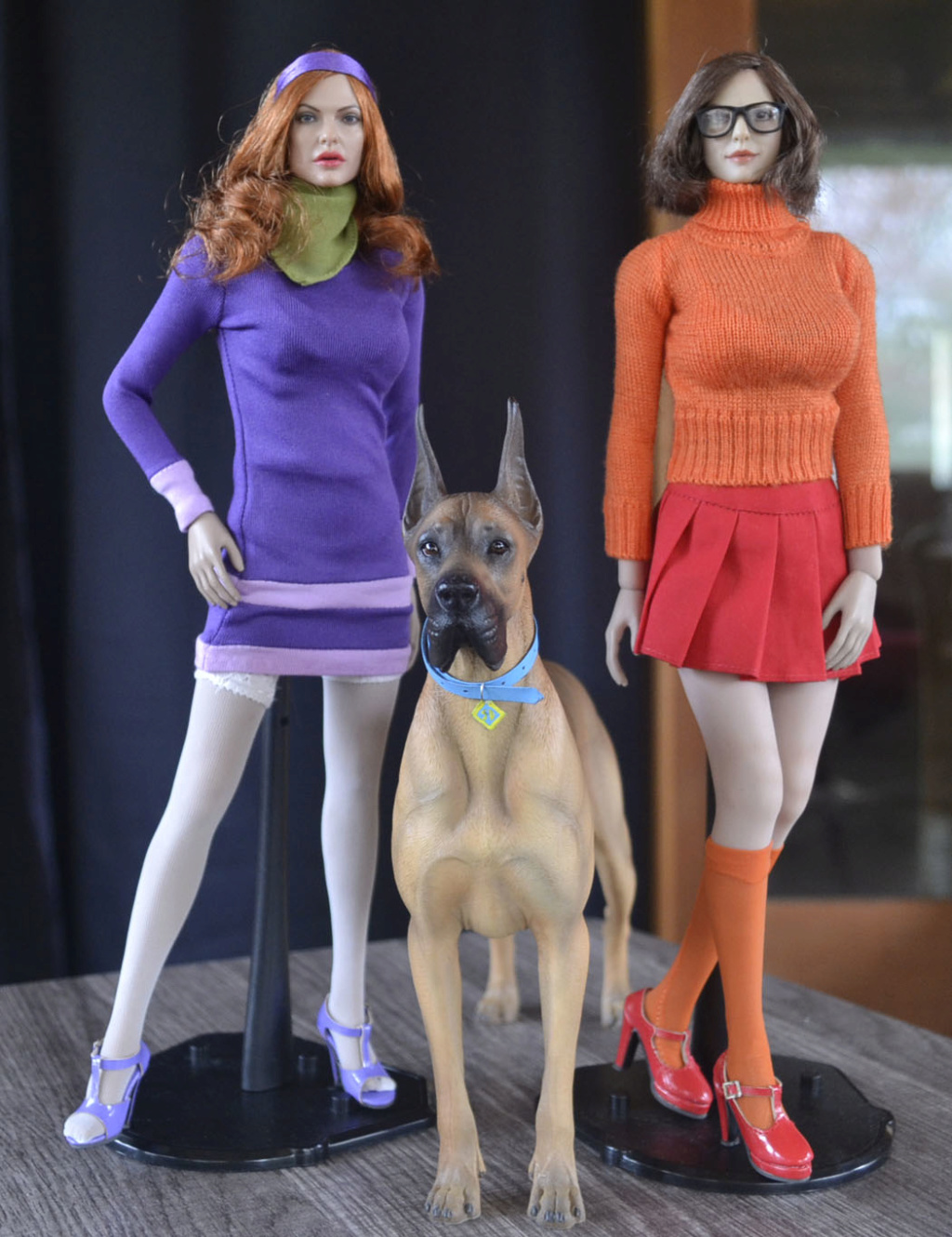 NEW PRODUCT: Mr.Z: simulation animal 37th-1/6 ratio German Great Dane German Great Dane - full set of 6 colors - Page 2 _dsc3261