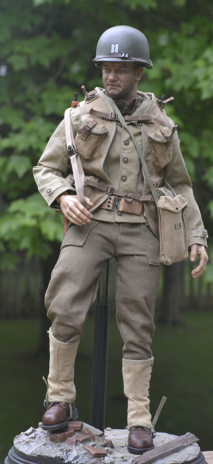military - NEW PRODUCT: update notice Facepool: 1/6 WWII US RANGER CAPTAIN World War II US Rangers Captain - Anniversary _dsc3310
