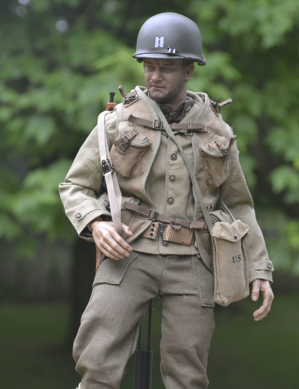 military - NEW PRODUCT: update notice Facepool: 1/6 WWII US RANGER CAPTAIN World War II US Rangers Captain - Anniversary _dsc3311