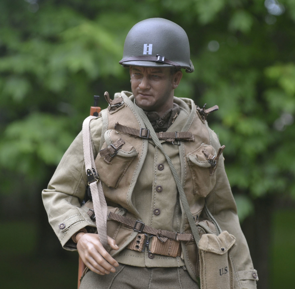 military - NEW PRODUCT: update notice Facepool: 1/6 WWII US RANGER CAPTAIN World War II US Rangers Captain - Anniversary _dsc3312
