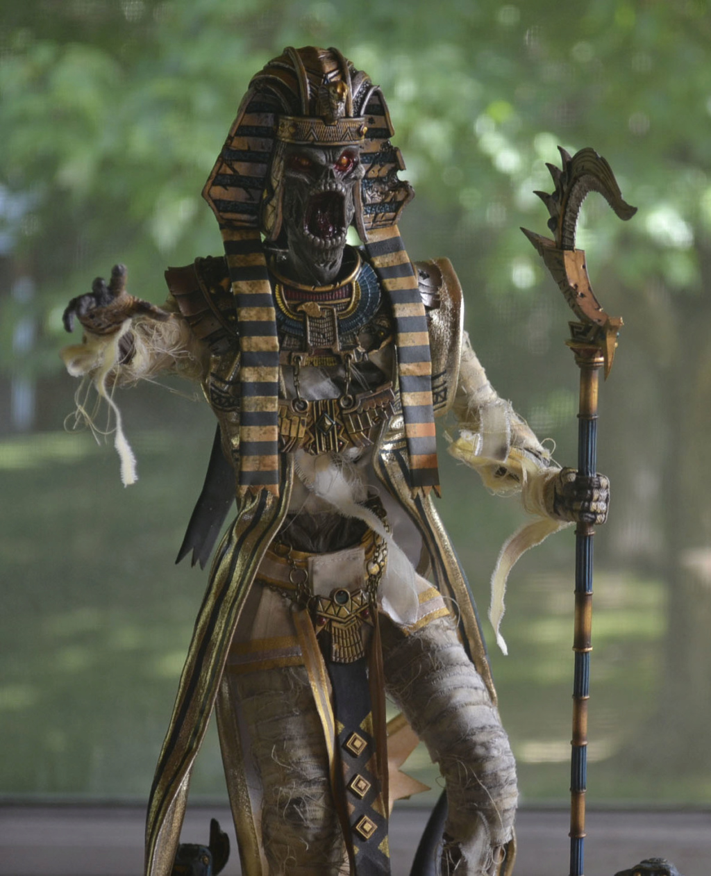 coomodel - NEW PRODUCT: COOMODEL X OUZHIXIANG 1/6 MONSTER FILE SERIES - MUMMY -Standard Ver & Deluxe Ver _dsc3317