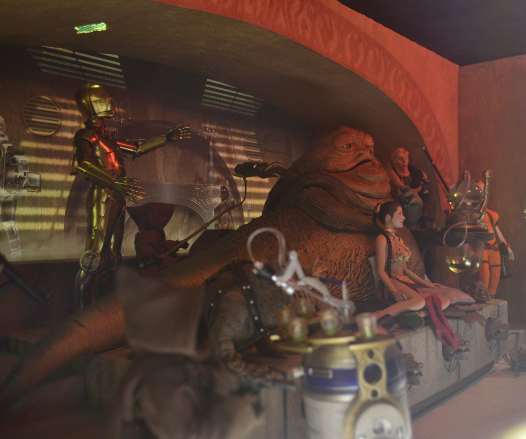Jabba -  Jabba The Hutt Diorama (New character added) - Page 20 _dsc3325
