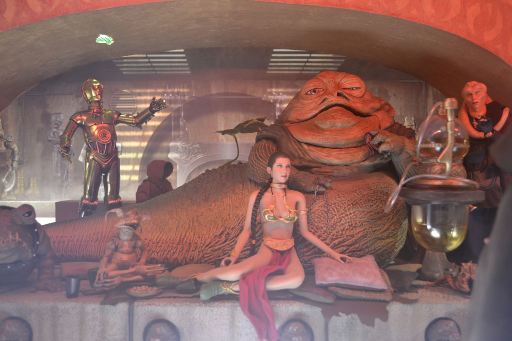 Jabba -  Jabba The Hutt Diorama (New character added) - Page 20 _dsc3327