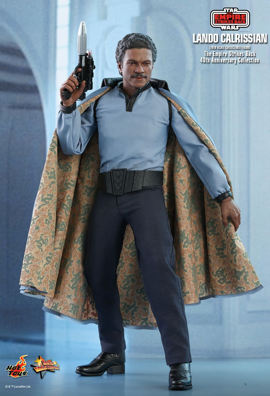 movie - NEW PRODUCT: HOT TOYS: STAR WARS: THE EMPIRE STRIKES BACK™ LANDO CALRISSIAN™ (STAR WARS: THE EMPIRE STRIKES BACK 40TH ANNIVERSARY COLLECTION) 1/6TH SCALE COLLECTIBLE FIGURE A056a910
