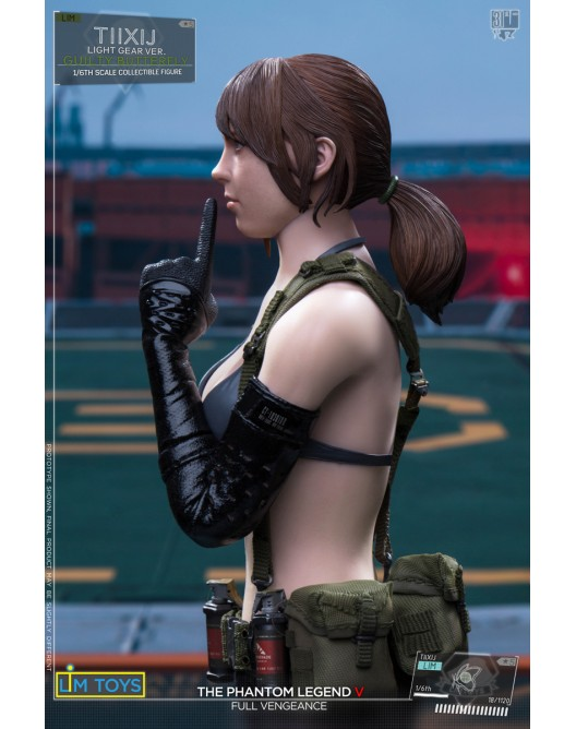 Videogame - NEW PRODUCT: 1/6 Scale LIMTOYS TIIXIJ GUILTY BUTTERFLY VER. (No body) Quiet A10-5210
