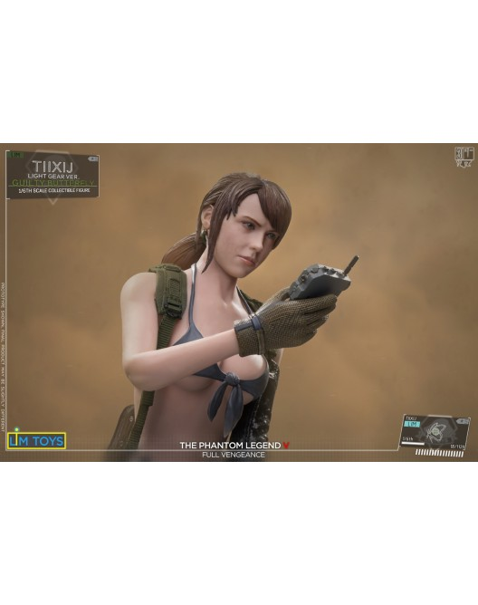 Videogame - NEW PRODUCT: 1/6 Scale LIMTOYS TIIXIJ GUILTY BUTTERFLY VER. (No body) Quiet A11-5210