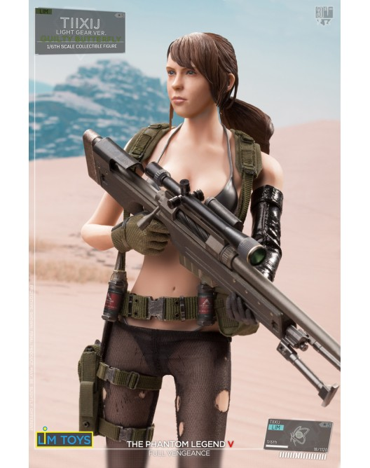 Videogame - NEW PRODUCT: 1/6 Scale LIMTOYS TIIXIJ GUILTY BUTTERFLY VER. (No body) Quiet A12-5210