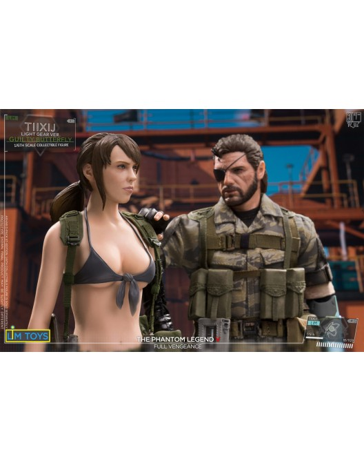 Videogame - NEW PRODUCT: 1/6 Scale LIMTOYS TIIXIJ GUILTY BUTTERFLY VER. (No body) Quiet A5-52810
