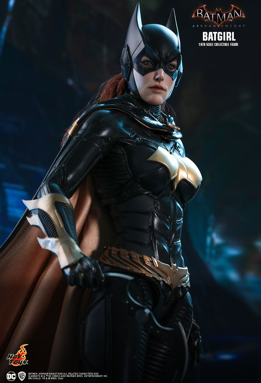 batman - NEW PRODUCT: HOT TOYS: BATMAN: ARKHAM KNIGHT BATGIRL 1/6TH SCALE COLLECTIBLE FIGURE A721b210