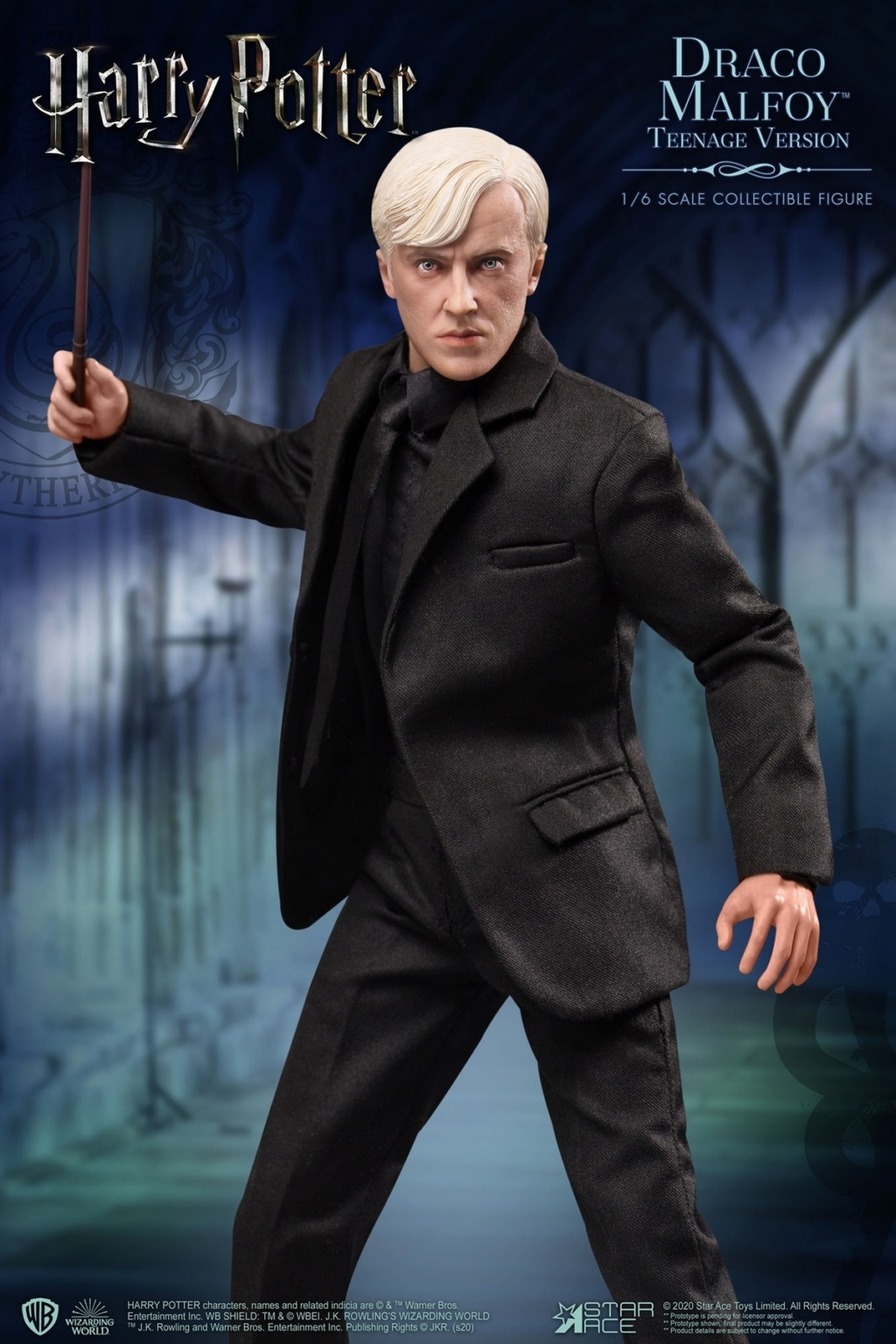 movie - NEW PRODUCT: Star Ace: 1/6 scale Harry Potter - Teen Draco Malfoy (3 versions) Ac002910