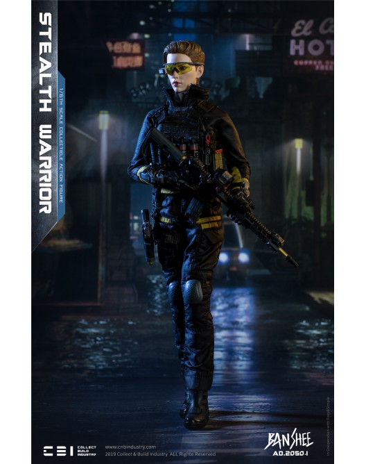 Military - NEW PRODUCT: C&D Industry 1/6 Scale AD.2050.I BANSHEE (2 versions) Ad_20511