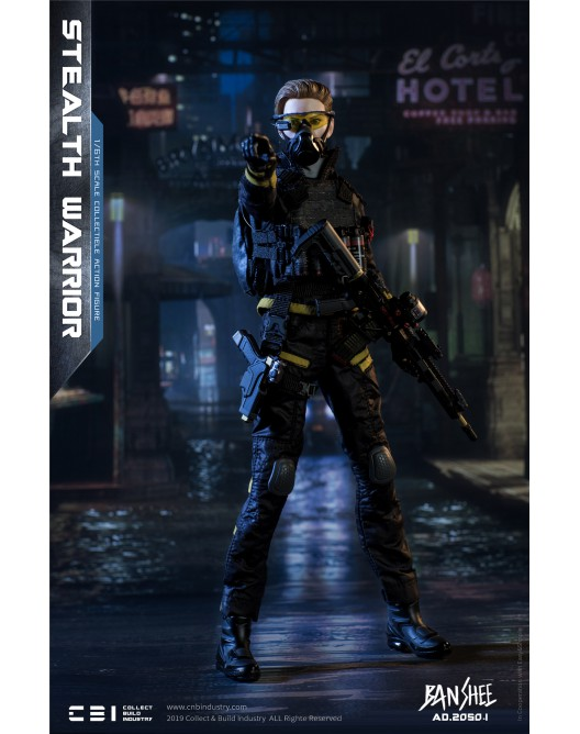 Military - NEW PRODUCT: C&D Industry 1/6 Scale AD.2050.I BANSHEE (2 versions) Ad_20514