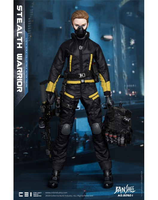 Military - NEW PRODUCT: C&D Industry 1/6 Scale AD.2050.I BANSHEE (2 versions) Ad_20515