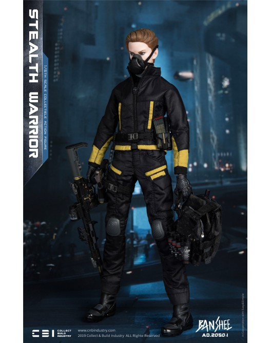 Military - NEW PRODUCT: C&D Industry 1/6 Scale AD.2050.I BANSHEE (2 versions) Ad_20516