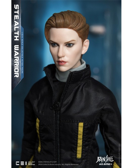 Military - NEW PRODUCT: C&D Industry 1/6 Scale AD.2050.I BANSHEE (2 versions) Ad_20519