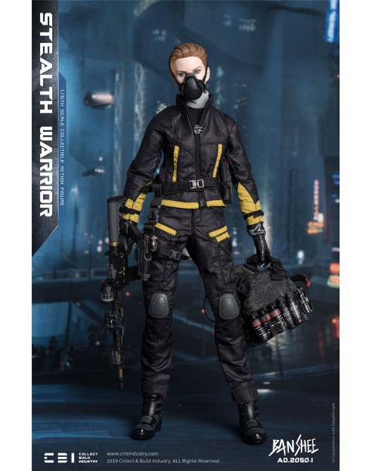 Military - NEW PRODUCT: C&D Industry 1/6 Scale AD.2050.I BANSHEE (2 versions) Ad_20522