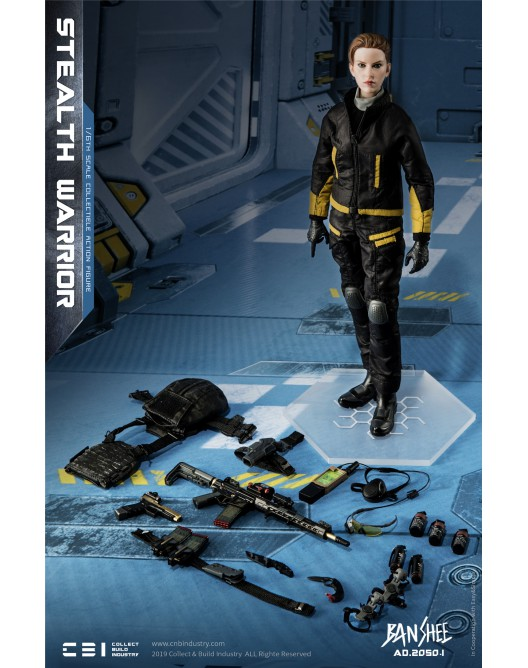 Military - NEW PRODUCT: C&D Industry 1/6 Scale AD.2050.I BANSHEE (2 versions) Ad_20524