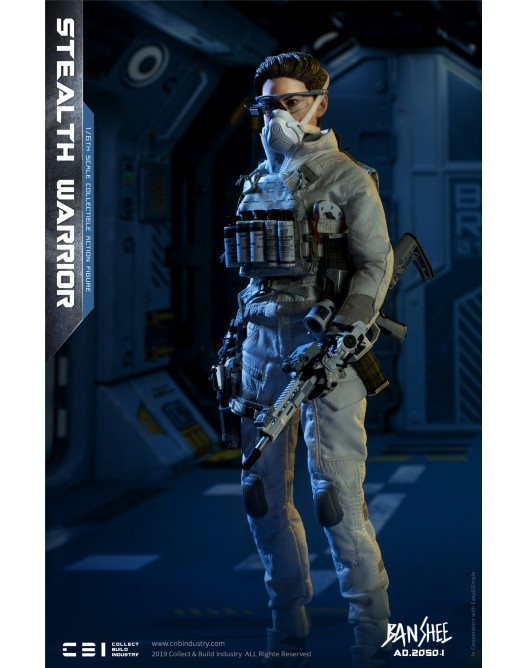 Military - NEW PRODUCT: C&D Industry 1/6 Scale AD.2050.I BANSHEE (2 versions) Ad_20527