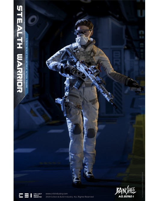 Military - NEW PRODUCT: C&D Industry 1/6 Scale AD.2050.I BANSHEE (2 versions) Ad_20529