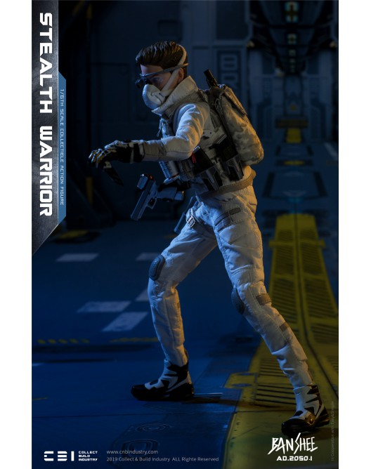 Military - NEW PRODUCT: C&D Industry 1/6 Scale AD.2050.I BANSHEE (2 versions) Ad_20530