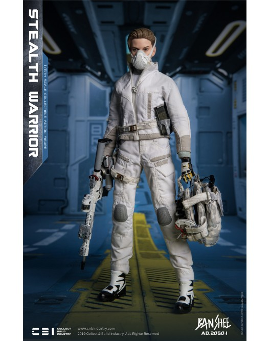 Military - NEW PRODUCT: C&D Industry 1/6 Scale AD.2050.I BANSHEE (2 versions) Ad_20534