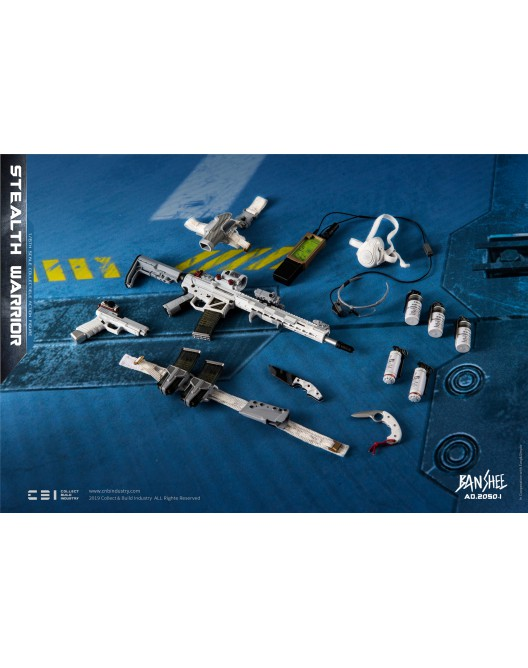 Military - NEW PRODUCT: C&D Industry 1/6 Scale AD.2050.I BANSHEE (2 versions) Ad_20538