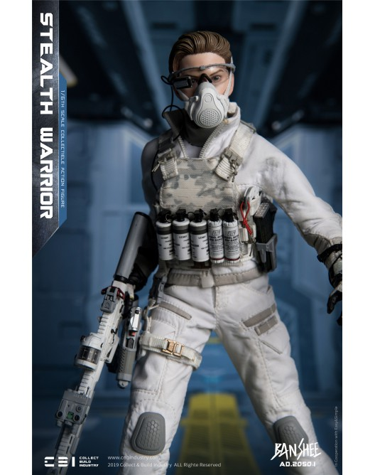 Military - NEW PRODUCT: C&D Industry 1/6 Scale AD.2050.I BANSHEE (2 versions) Ad_20539