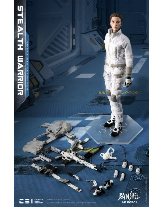 Military - NEW PRODUCT: C&D Industry 1/6 Scale AD.2050.I BANSHEE (2 versions) Ad_20540
