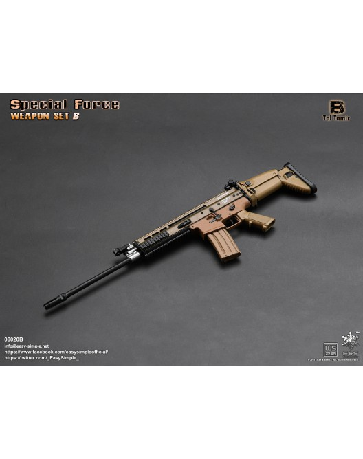 ModernMilitary - NEW PRODUCT: Easy&Simple 06020 1/6 Scale Special Force Weapon Set (6 styles) B-3-5213