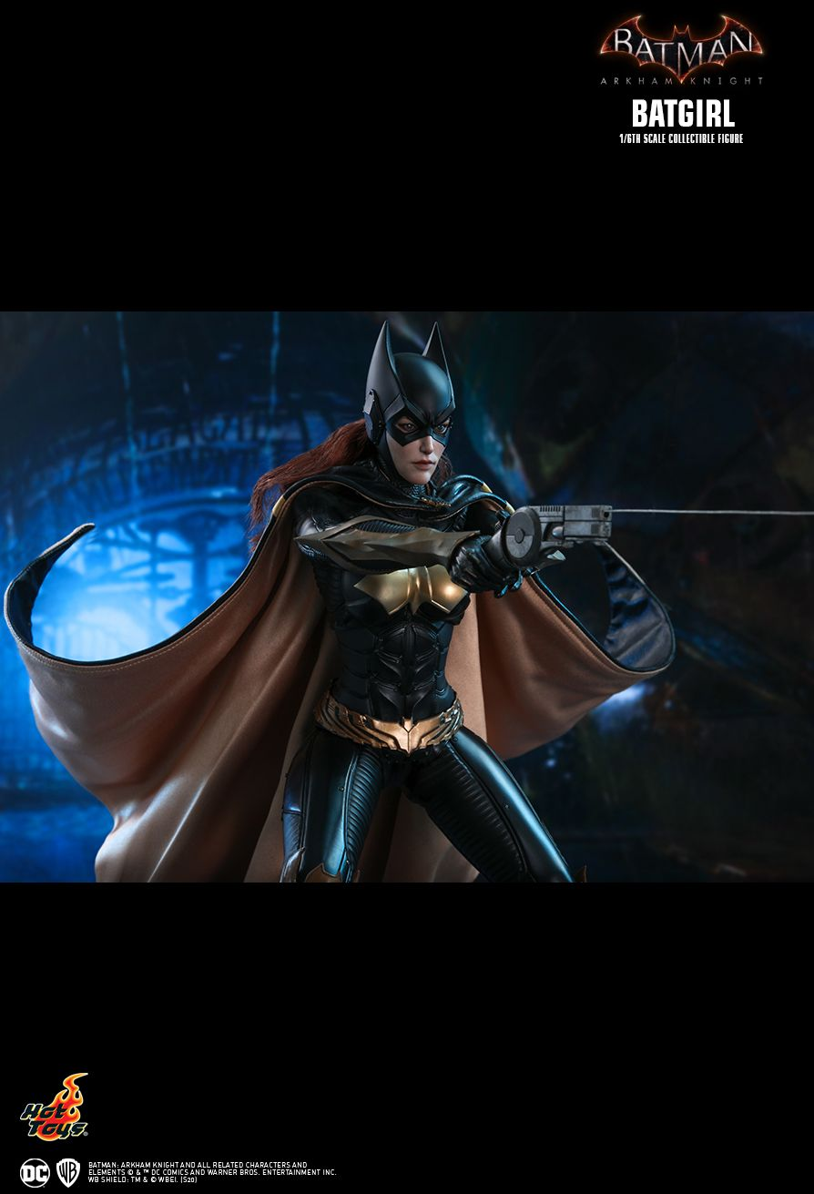 batman - NEW PRODUCT: HOT TOYS: BATMAN: ARKHAM KNIGHT BATGIRL 1/6TH SCALE COLLECTIBLE FIGURE B2286d10
