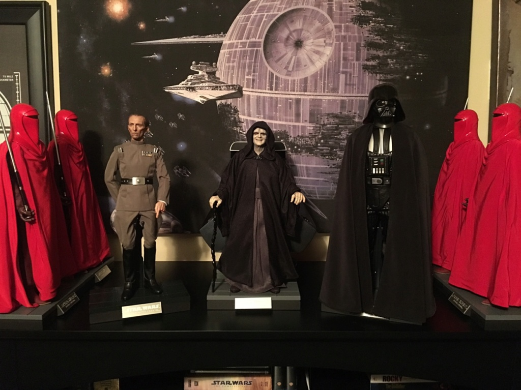 rotj - Hot Toys Star Wars Emperor Palpatine (Deluxe) Review - Page 2 B81a2510