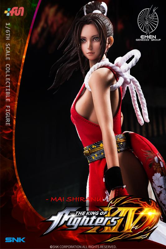 Topics tagged under maishiranui on OneSixthFigures Bde87c10
